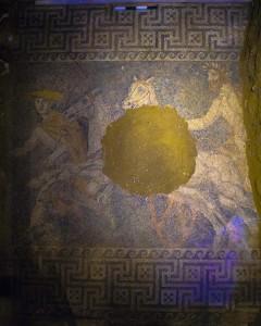 amphipolis tomb mosaic 1