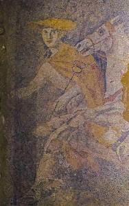 amphipolis tomb mosaic 3