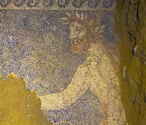 amphipolis tomb mosaic 4