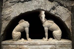 Amphipolis-Sphinx-RECONSTRUCTION